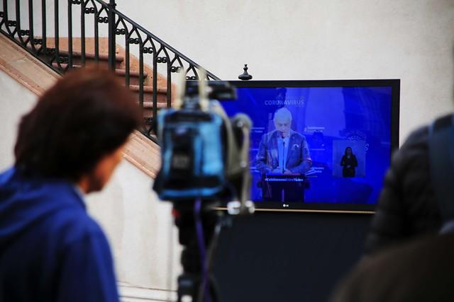 Colegio de Periodistas y cobertura por Covid-19: nuevas medidas de seguridad no deben restringir libertad de prensa