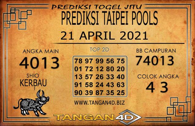 PREDIKSI TOGEL TAIPEI TANGAN4D 21 APRIL 2021