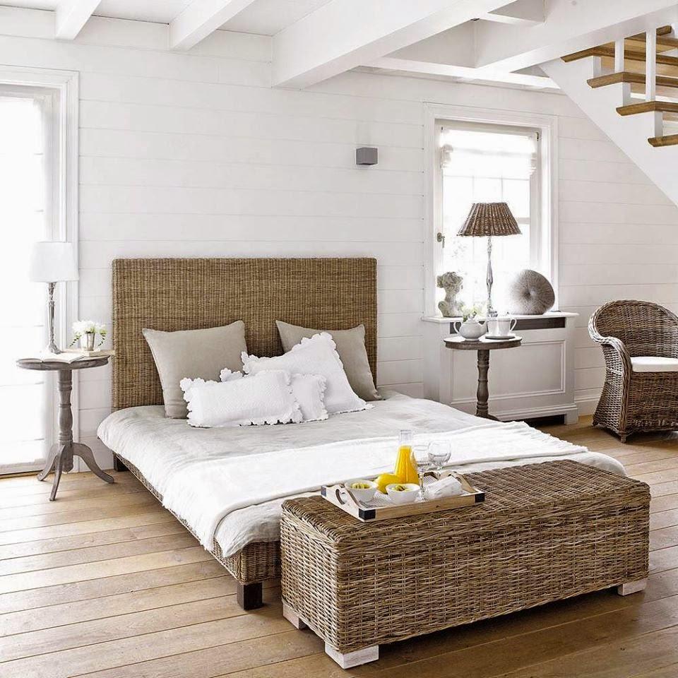 Arantxa amor decoraci n abril 2015 - Dormitorios blanco y negro ...