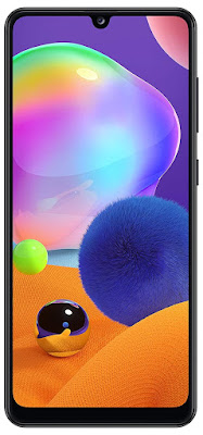 Samsung Galaxy A31 With Quad Rear Cameras, 5,000mAh Battery