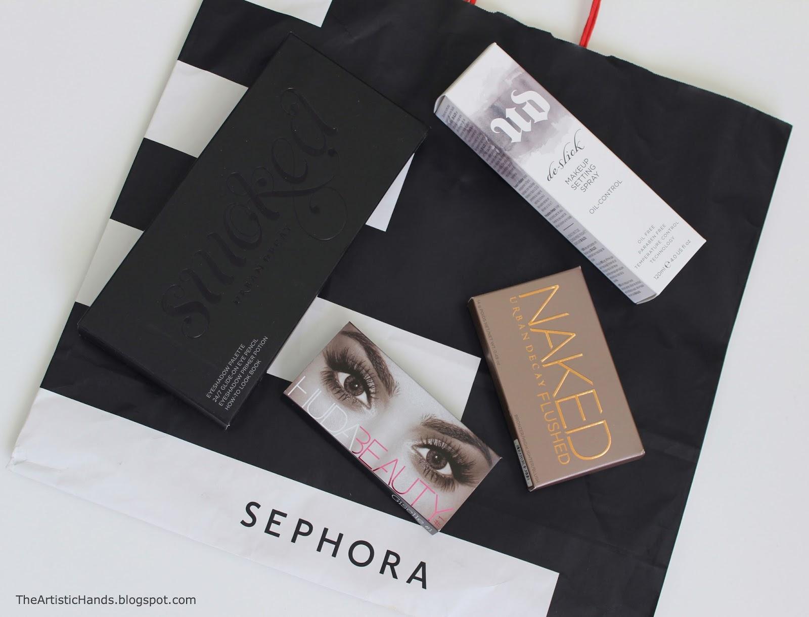 caa376b437a2d Dubai Small Makeup Haul مشترياتي من دبي