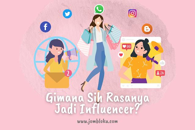 blogger dan influencer
