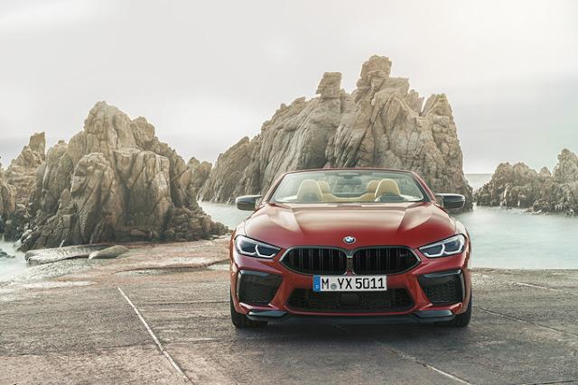 Siêu xe BMW M8 2020 - siêu phẩm thể thao ra mắt chỉ 4 phiên bản