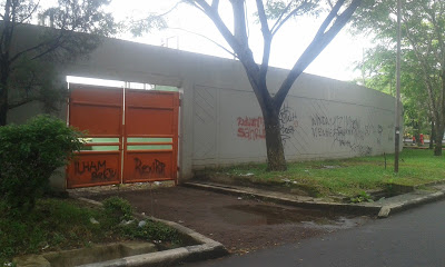 Tasikmalaya, Kota Vandalisme