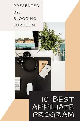 Best Affiliate Programs- Technical Bloggers