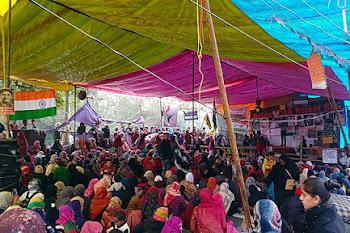शाहीन बाग विरोध प्रदर्शन पर सुप्रीम कोर्ट ने कहा कि  सार्वजनिक स्थानों पर अनिश्चित समय के लिए कब्जा नहीं किया जा सकता