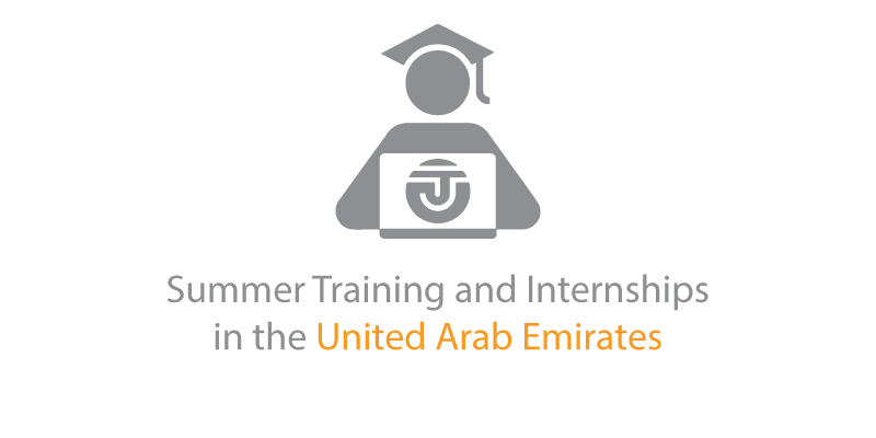 Summer Training and Internships in the UAE 2021