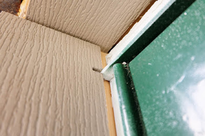 notch trim pvc cut moulding frame