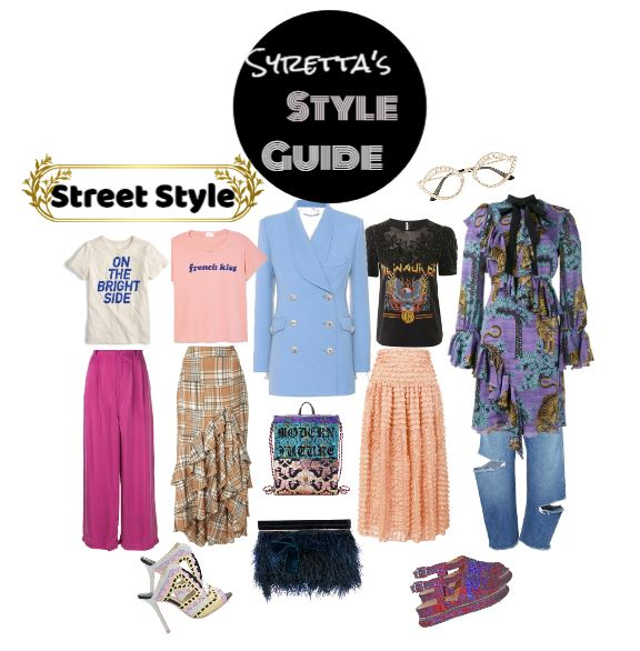 Syretta's Style Guide: Street Style