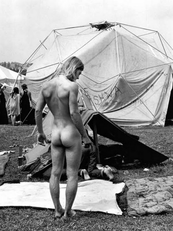 Throwback Woodstock Photos