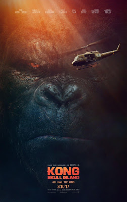 poster Kong Skull Island Movie [2017]