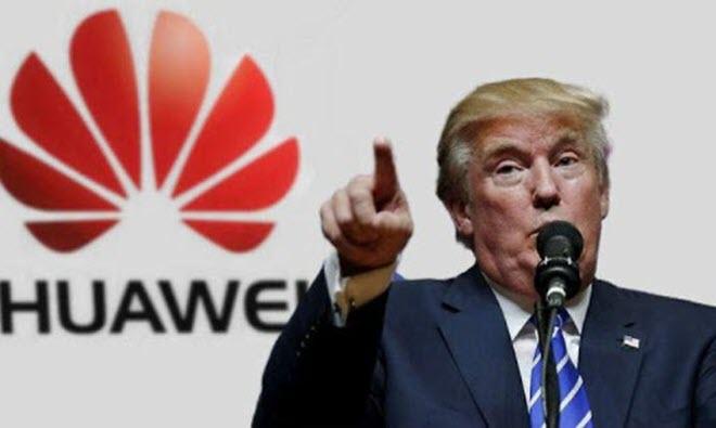 Huawei nhận thêm đòn đánh từ Mỹ
