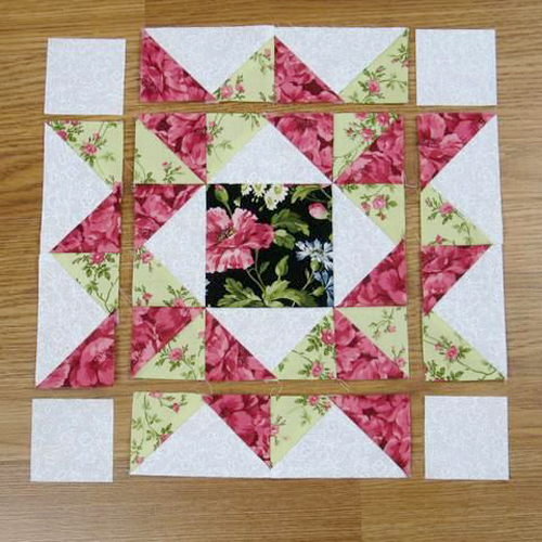 Mother's Choice Traditional Quilt Block - Free Pattern