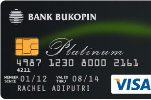 Kartu Kredit Bukopin Visa Platinum review