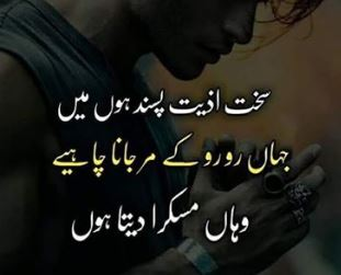 Best Urdu Shayari SMS | Beautiful Urdu Shayari SMS For You