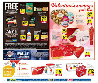 Save on Food weekly flyer January 19 - 25, 2018