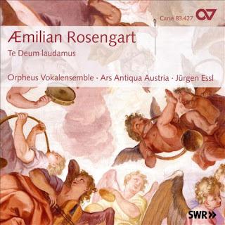 Æmilian Rosengart Te Deum laudamus