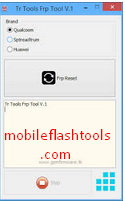 TR Tools FRP Removal Tool Latest V1.0 Free Download