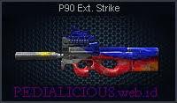 P90 Ext. Strike