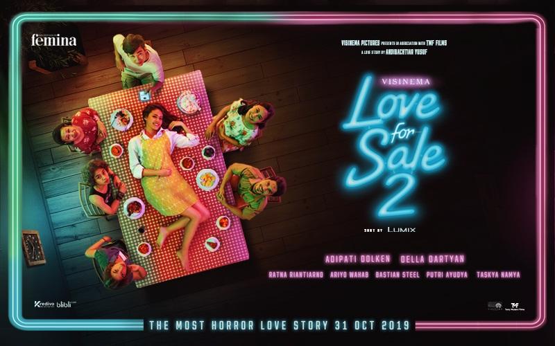Love For Sale 2 (2019) WEBDL