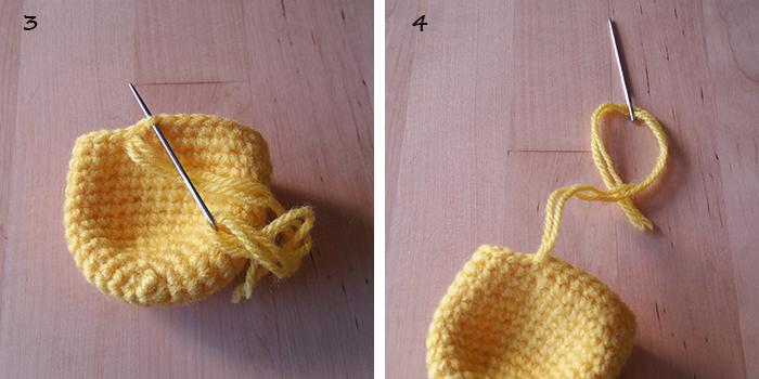 Crochet Changer De Couleur Sans Couper Les Fils