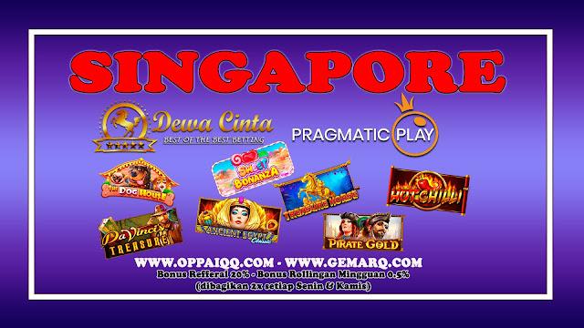PREDIKSI SINGAPORE RABU 02 SEPTEMBER 2020