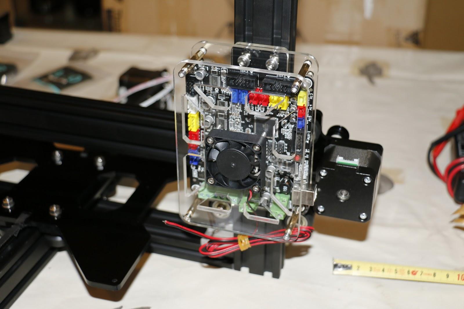 3D Printer: Tevo Tarantula