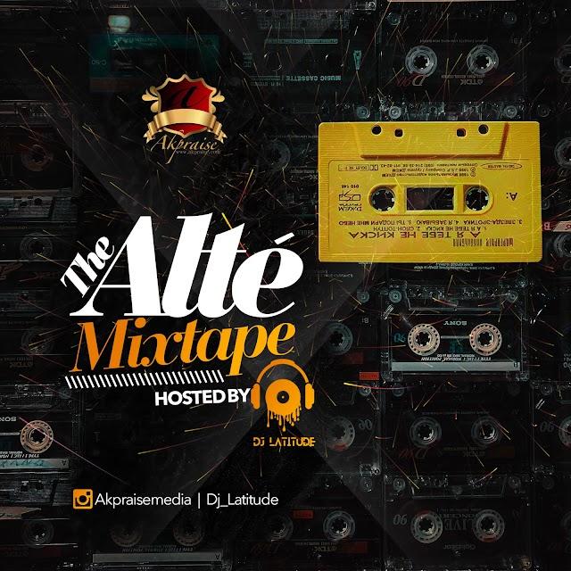 DJ Latitude - The Altè Mixtape