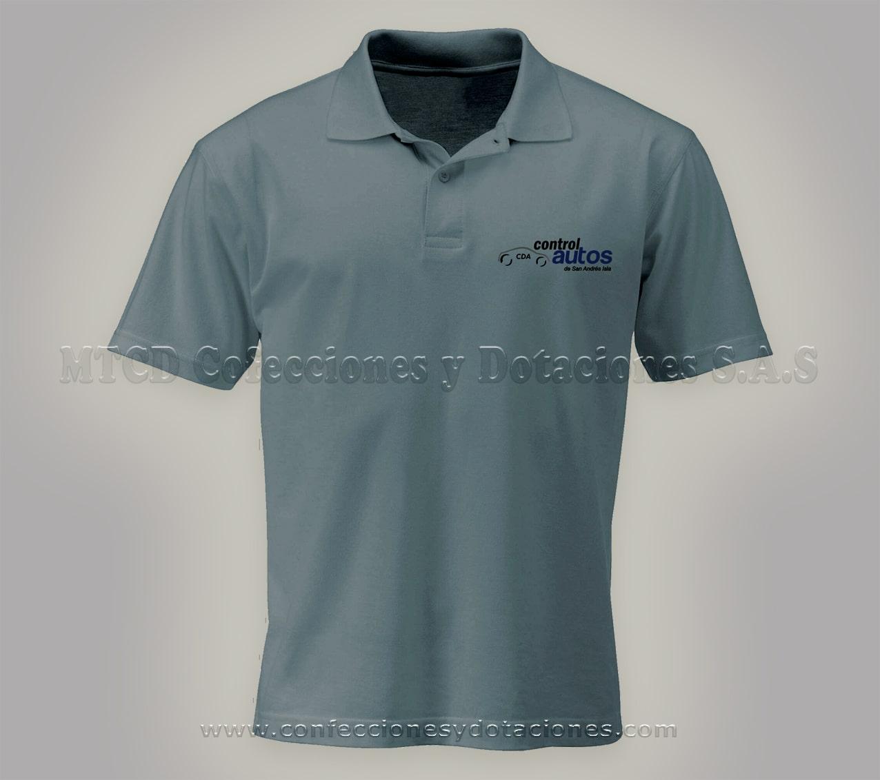 Camisa polo en polux de Lafayette fabrica