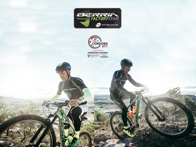 El Berria Factory Team quiere revalidar la Vuelta a Córdoba