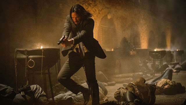 Keanu Reeves Chad Stahelski   John Wick: Chapter 3 – Parabellum