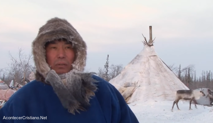 Peter-Khudi, misionero en Siberia