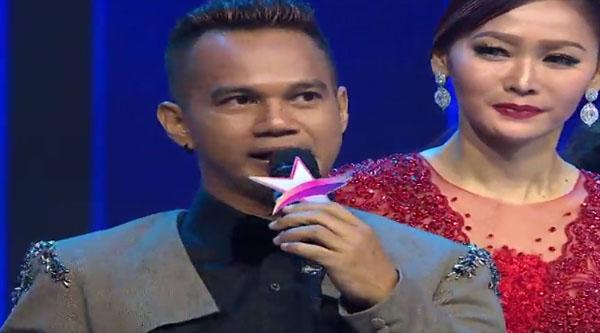 rozy Peserta Bintang Pantura 4 Tadi Malam 17 Agustus 2017