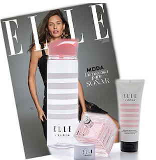Suscripción Revista Elle enero 2020