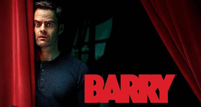 Barry Temporada 1 y 2  Completas en Latino-Ingles HD