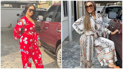 'What Happens In The Industry Is Deep, Dark And Spiritual' – Iyabo Ojo