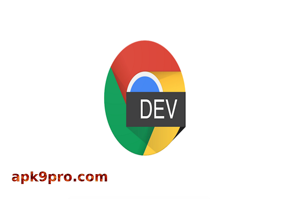 Chrome Dev v80.0.3955.3 Apk (File size for 85 MB) android