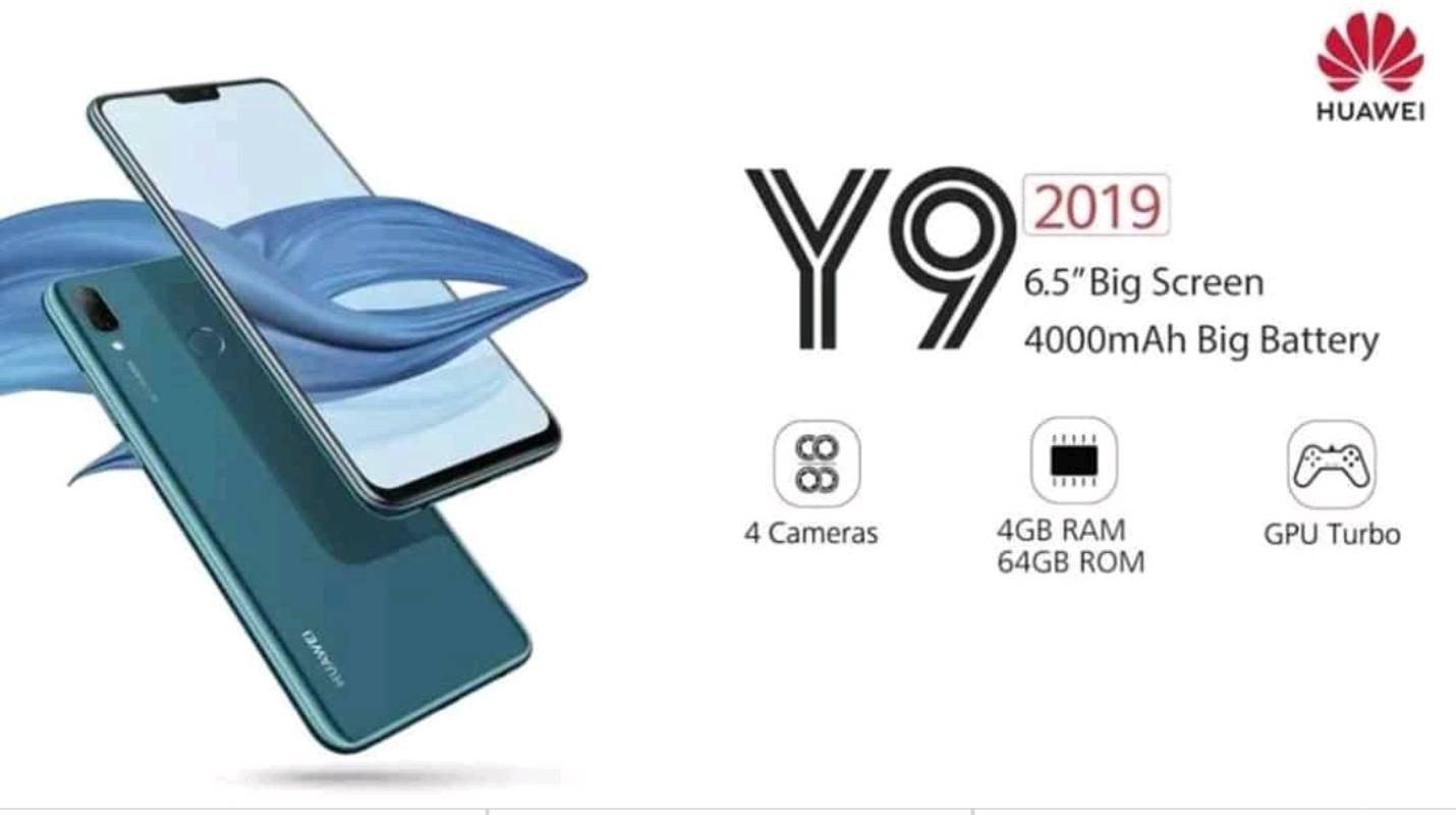Huawei Y9 2019 Coming Soon in PH, Price Revealed