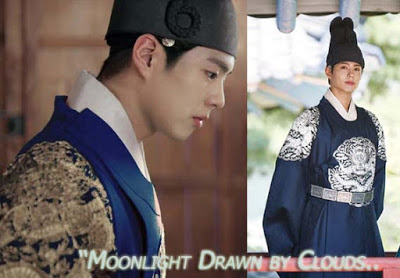 Sinopsis Moonlight Drawn by Clouds Episode 1-18 (Tamat)