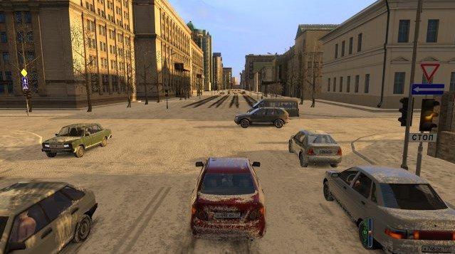 تحميل لعبة city car driving مهكرة للكمبيوتر