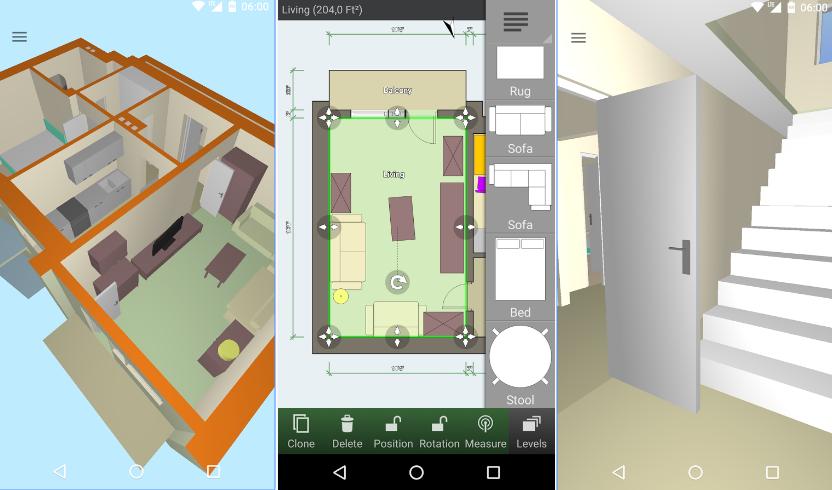 Floor Plan Creator Aplikasi Desain Rumah Untuk Android 10terbaik Com Tekno