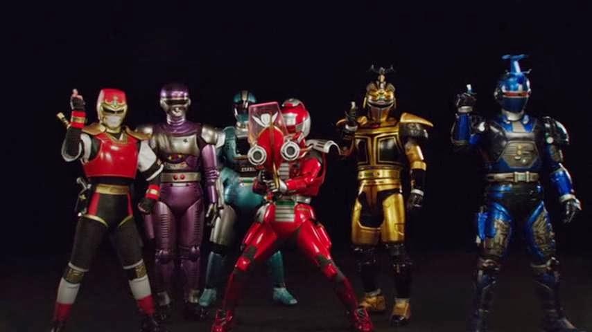 Super HeroesSuper Sentai