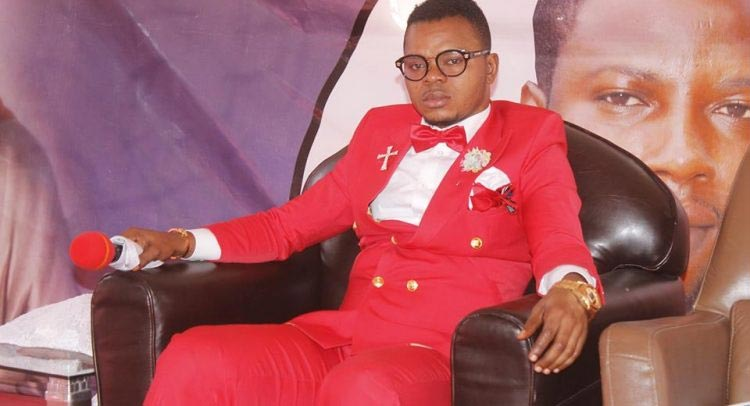 I will soon become God - Controversial Ghanaian pastor Obinim