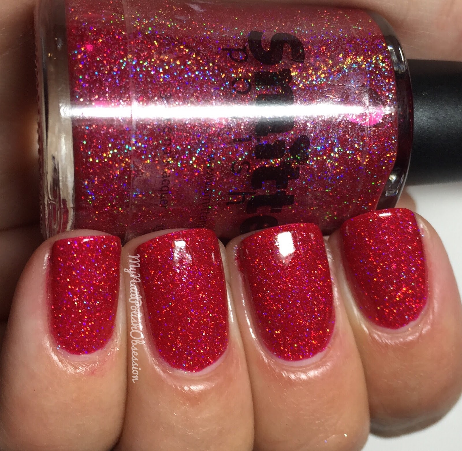 My Nail Polish Obsession Smitten Polish Christmas In Stars Hollow Winter Holiday 2015