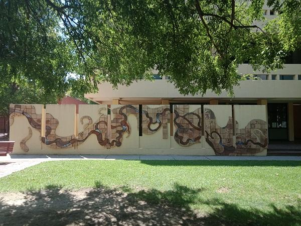 Public Art Albury | Government Wall