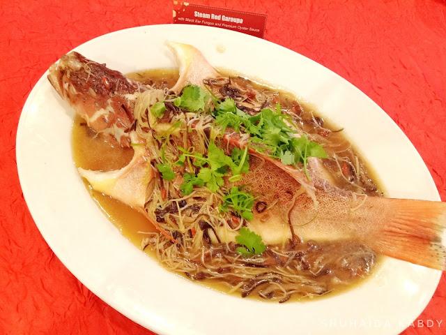 Promosi Tahun Baru Cina di Hotel Grand Bluewave Shah Alam