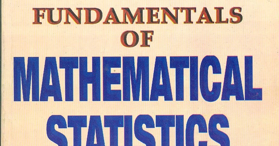 SC Gupta Fundamental Of Statistics pdf - Pdf Books For Students