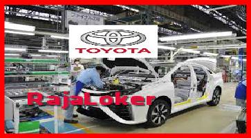 Info Penerimaan Karyawan/ti Paling Baru Untuk Operator Produksi di PT.Toyota Motor Manufacturing Indonesia 2016