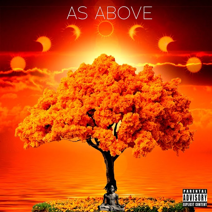 """Discover: """"AS ABOVE"""" By Jamaar Milton"""