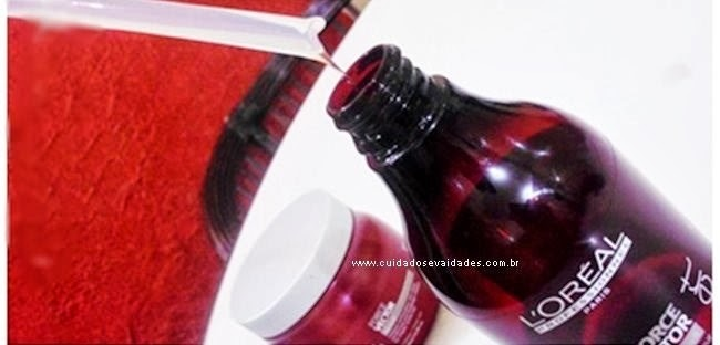 Shampoo e Máscara Force Vector Loreal